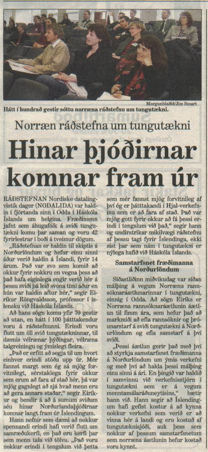 Norsk forskare ratar hen